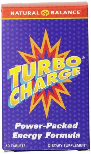 Natural Balance Turbo Charge 60 Count