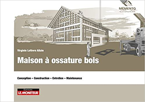 Amazon Fr Maison à Ossature Bois Conception