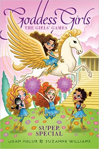 More books in this series: Goddess Girls