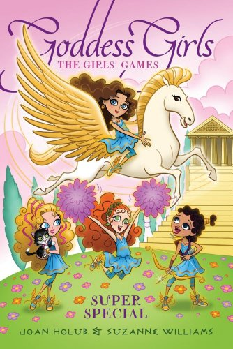 The Girl Games (Goddess Girls) - APPROVED