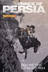 Prince of Persia: Before the Sandstorm #3 Comic
