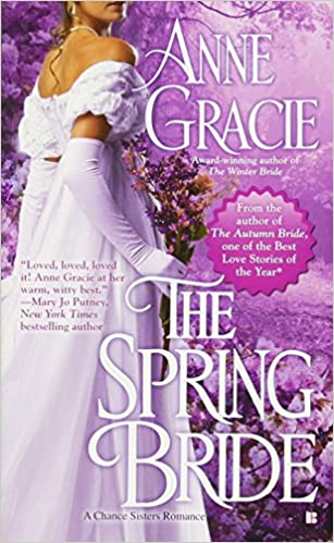 The Spring Bride (Chance Sisters Romances)