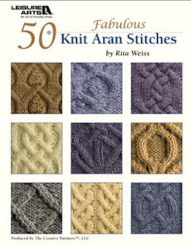 (50 Fabulous Knit Aran)