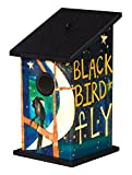 Studio M BH1727 Blackbird Birds House