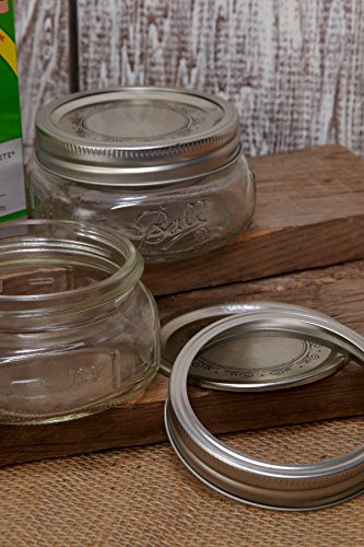 - Wayfair Ball Jars Collection Elite Wide Mouth - 8oz (Pack of 4)