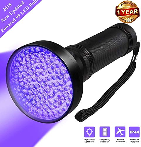 Black Light UV Flashlights