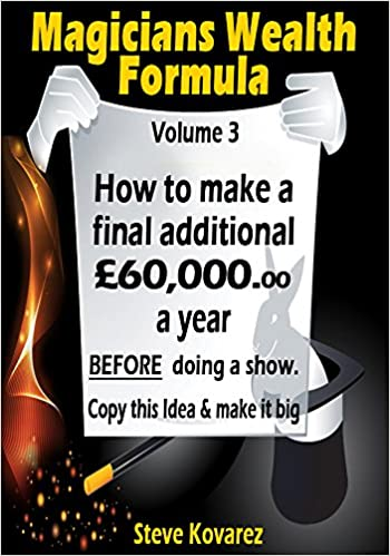 Gratis uk lydbøker nedlastingMagicians Wealth Formula - How to make a final additional £60,000 a year before doing a show: Vol 3 CHM