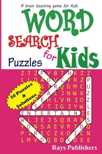 Word Search Puzzles Kids 1 product image