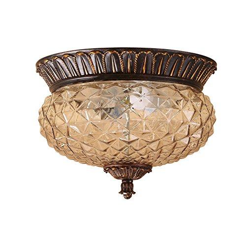 Pineapple Pendant Light Fixture - 4
