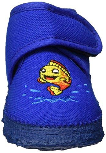 Nanga Baby Boot - Pantuflas Bebé-Niñas Azul - Blau (35)