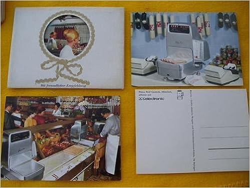 Antiguas 6 Postales Publicidad - Old Aldvertising Postcard ...