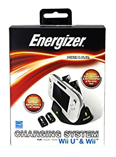 Energizer 3x Charge Station for Wii U (B00A878J5I) | Amazon price tracker / tracking, Amazon price history charts, Amazon price watches, Amazon price drop alerts