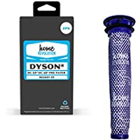 Home Revolution 2 Replacement Pre-Filters, Fits Dyson DC58, DC59, DC61, DC62, SV03, V6, V7, V8 Series Animal and Motorhead Models & Part 965661-01