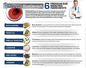 5 Months Sizegenix Male Enhancement Supplement