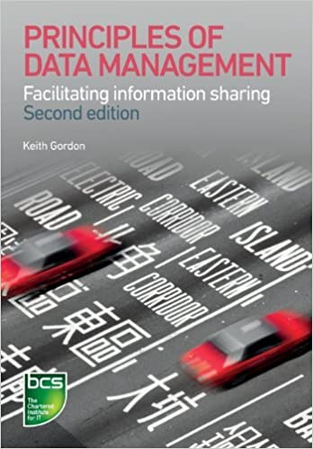Book Principles of Data Management: Facilitating Information Sharing by Keith Gordon (2013-11-15)