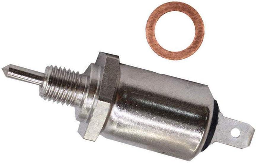 Carburetor Fuel Shut Off Solenoid for John Deere M138477 Lt180 Lx277 475 X520