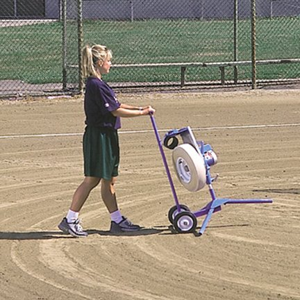 JUGS Softball Pitching Machine Transport Cart by Jugs