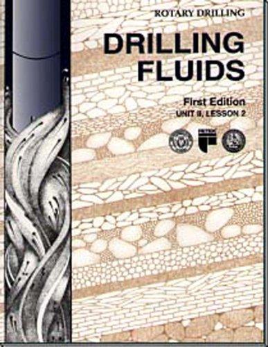 Drilling Fluids: Lesson 2