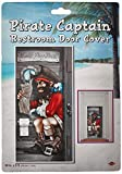 Best Beistle Of The Doors - Beistle 57086 Pirate Captain Restroom Door Cover, 30-Inch Review