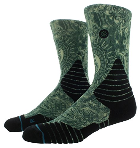 Stance Cash Socks Men - Large - Green