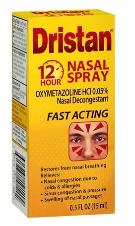 Nasal Hr 12 Spray (Dristan 12-hr Decongestant Nasal Spray 0.5 fl oz)