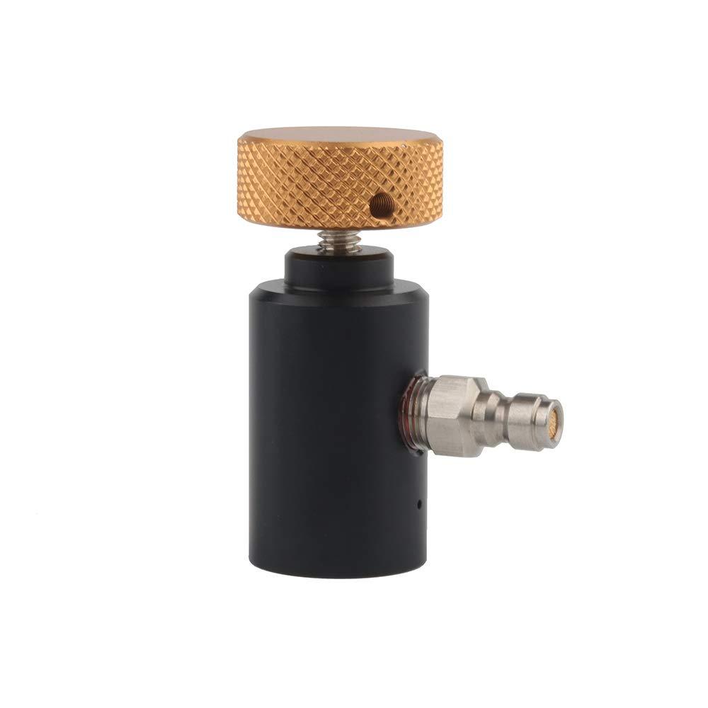 Gurlleu Paintball Remote Fill Adapter & Fill Station (Type-2) by Gurlleu