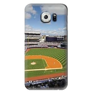 S6 Edge Case, MLB - Yankee Stadium - New York Yankees - Samsung Galaxy S6 Edge Case - High Quality PC Case