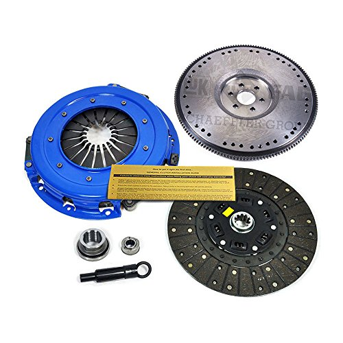 EFT STAGE 2 CLUTCH KIT+HD FLYWHEEL 86-95 FORD MUSTANG LX GT 5.0L COBRA