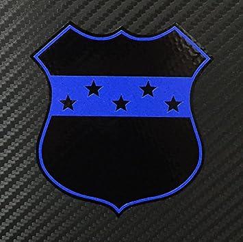 Amazon Dallas Shooting 5 Fallen Officers Police Blue Stripe