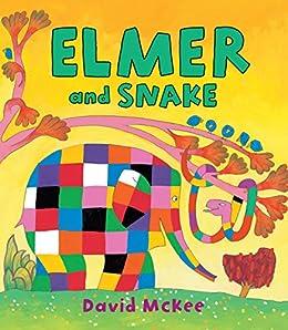Elmer and Snake (Elmer Books) by [McKee, David]