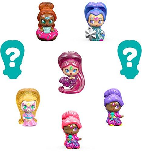 Fisher-Price Nickelodeon Shimmer & Shine, Teenie Genies, Series 2 Genie (8 Pack), #6