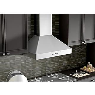 ZLINE 30 in. 900 CFM Professional Wall Mount Range Hood in Stainless Steel (9667-30) (B011J3XFLM) | Amazon Products
