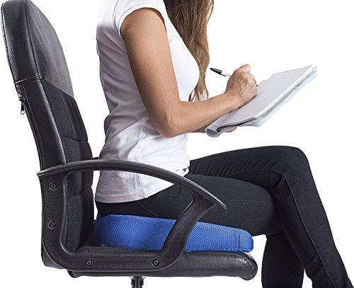 Pharmedoc Coccyx Seat Cushion Orthopedic Lumbar Wedge