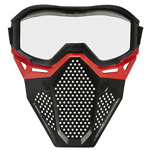 NERF Rival Face Mask (Red) -