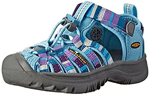 07. KEEN Whisper Toddler Hook-and-Loop Sandal (Toddler/Little Kid)