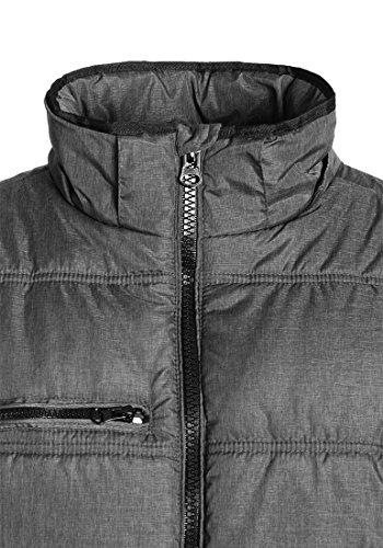 BLEND Borisov - Giacca invernale da Uomo, taglia:XL;colore:Granite (70147)