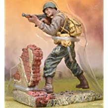 U.S. 101st Airborne Division - 1ST Lt Johnson - 1:32 Scale Model by Forces Of Valor