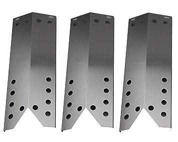 Hongso spf781 (3 unidades) placa de calor de acero ...