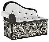 Wildkin Kids Wooden Bench Seat with Storage for