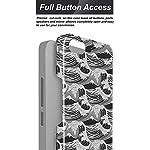 NDCOM® Back Cover for Redmi 9 Power(Plastic/Multi-Coloured)