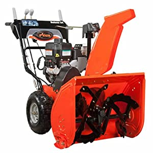B00DI1EDH4_Ariens 921024 Deluxe 24 254cc 24-in Two-Stage Snow Thrower with Electric Start