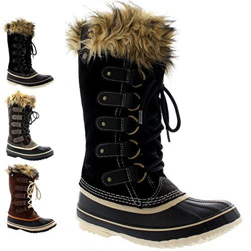 Womens Sorel Joan Of Arctic Snow Rain Winter Waterproof Mid Calf Boots