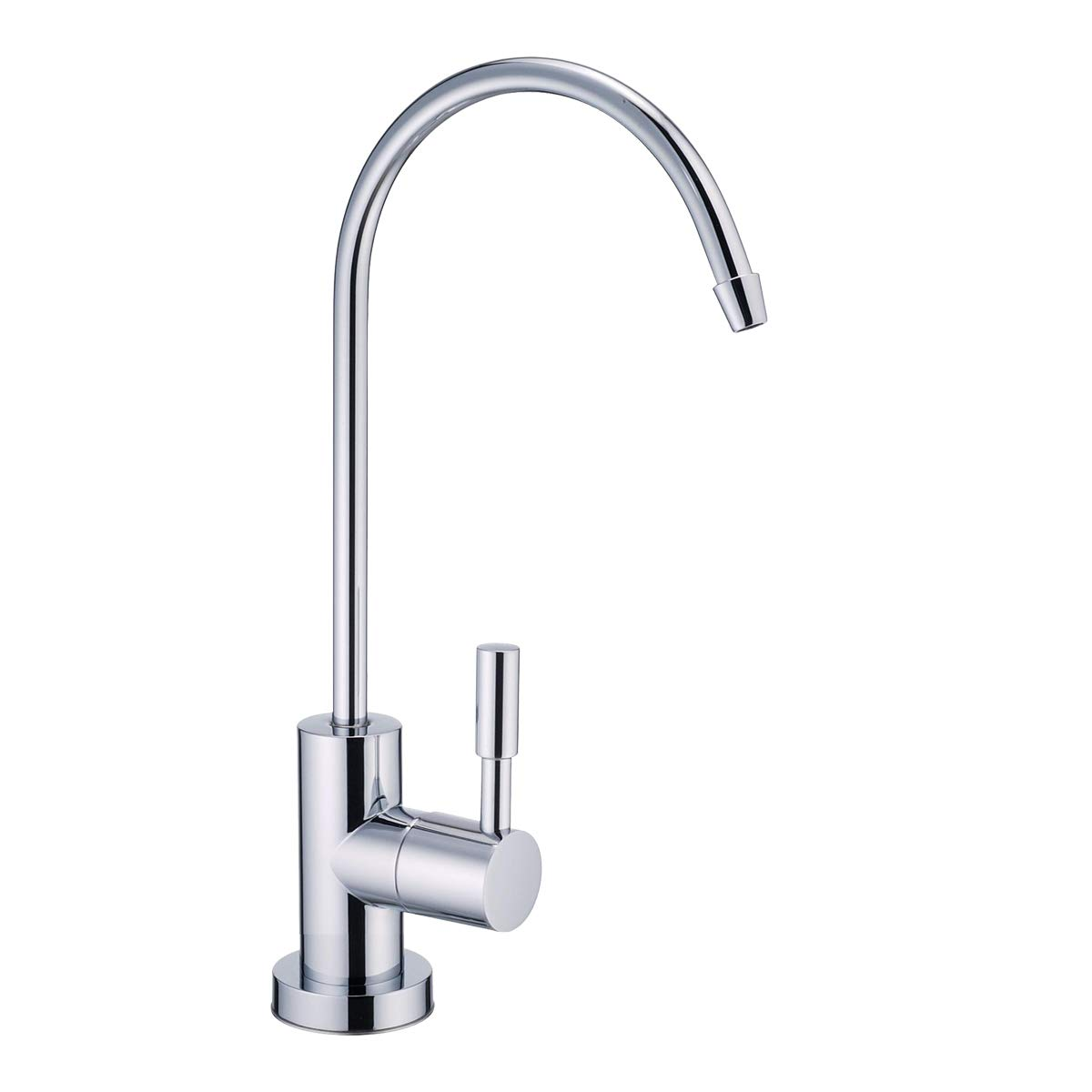 NSF Certification Lead-Free Water Filtration Reverse Osmosis Faucet Advanced RO Tap for Drinking, Kitchen Sink Cleaning | Safe, Healthier (Chrome) (Chrome) by Water Filter Tec