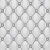 CSFOTO 4x4ft Background For White Leather Upholstery Pattern With Diamonds Photography Backdrop Luxury Furniture Fabric Retro Vintage Backrest Photo Studio Props Vinyl Wallpaper