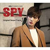 [CD]ジェジュン スパイ OST PART.1 ( 韓国盤 )( 初回限定特典7点 )
