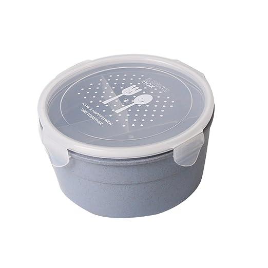 Bento Box, Meal Prep caño seguro térmica - Merendera ...