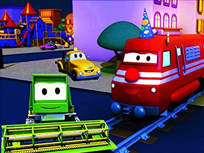 Troy The Train : The Harvester / The Candy Car
