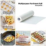 Katbite 205 SQ FT Heavy Duty Parchment Paper Roll