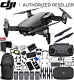 DJI Mavic Air Drone Quadcopter (Onyx Black) 5-Battery Ultimate Bundle