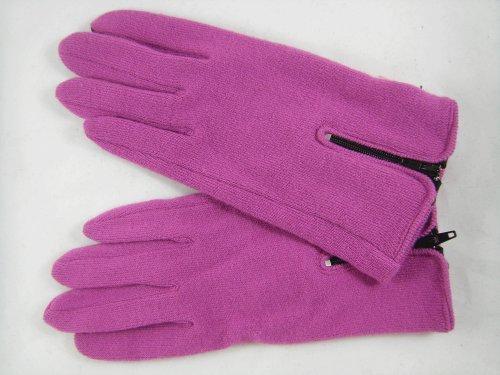 - Echo E Touch Black Zipper Knit Gloves